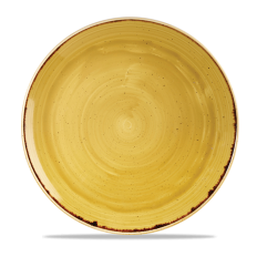 Stonecast Mustard Evolve Talerz Płytki