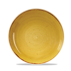 Stonecast Mustard Evolve Talerz Głęboki