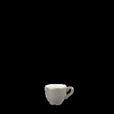 Stonecast Peppercorn Grey Filiżanka Do Espresso