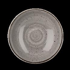 Stonecast Peppercorn Grey Talerz Głeboki