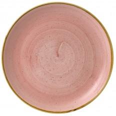 Stonecast Petal Pink Evolve Coupe Talerz