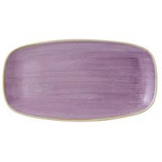 Stonecast Lavender Chefs Oblong Talerz Płytki